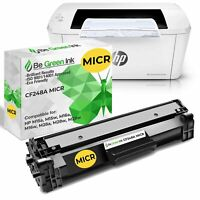 M15w MICR Check Printer Plus CF248A Micr Toner pre-installed