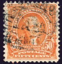 US 310 50¢ 1903 Second Bureau Issue Thomas Jefferson F-VF used