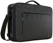 """Case Logic 3203698 Era 15.6"""" Hybrid Briefcase, Obsidian"""