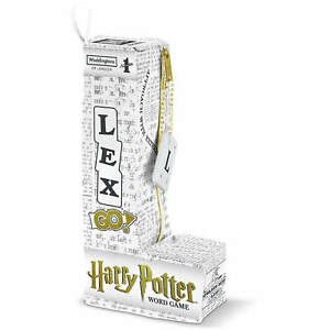 Lex-Go! HARRY POTTER Word Game