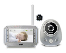 VTech VM342 Safe and Sound Expandable Digital Video Baby Monitor