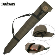 Hunting Shotgun Scabbard Gun Slip Carrying Bags Fold Case WITHOUT Zipper-TOURBON