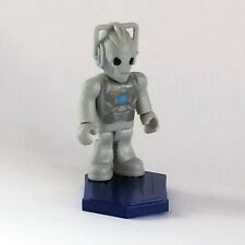 CYBERMAN from DOCTOR WHO CHARACTER BUILDING MICRO FIGURE SERIES 4