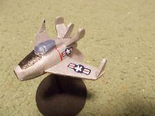 Built 1/72: American McDONNEL XF-85 GOBLIN Parasite Fighter Aircraft  USAF