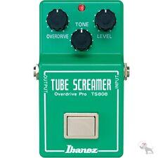 Ibanez TS808 Original Tube Screamer Reissue Overdrive Guitar Effect Pedal
