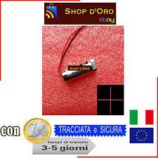 Laser croce 650nm 5 mW 5 v Rosso puntatore Vetro Focusable 10200