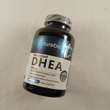 Pure DHEA Powerful Supports Energy Level Metabolism 200 Caps NatureBell
