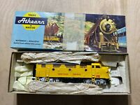 Ho Scale Montana Pacific Locomotive #20 Not Running Selling As-Is For Parts