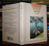 Nixon, Cornelia NOW YOU SEE IT : A Novel  1st Edition 1st Printing