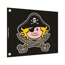 Wickey Flagge Fahne 55x45cm Pirat Spielturm
