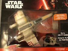 Star Wars Air Hogs X-Wing And Tie Advanced Remote Control Drones