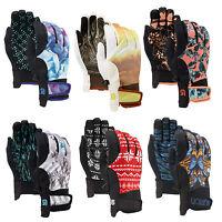Burton Pipe Glove Damen-Skihandschuhe Snowboardhandschuhe Fingerhandschuhe