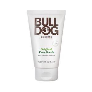 2 x Bulldog Skincare For Men - Face Scrub - 2 x 125ml - *Choose Type*
