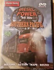Diesel Power on the Southern Pacific (DVD) Charles Smiley Productions