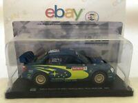 """DIE CAST """" SUBARU IMPREZA S9 WRC SOLBERG MILLS WALES RALLY GB 2003 """" SCALA 1/24"""