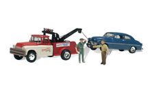 New Woodland N Train Figure Family Vacation / Vehicle AutoScenes AS5324
