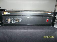 JBL UREI Model 6230 Power Amplifier. Color Black.