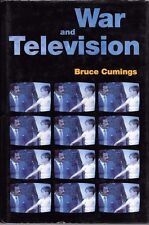 War and Television by Bruce Cumings 1992, Hardcover Dustjacket Verso