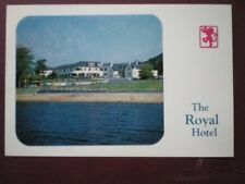 POSTCARD ROSS & CROMARTY ULLAPOOL - THE ROYAL HOTEL