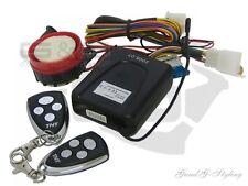 Alarmanlage Alarm mit Fernbedienung E-Prüfzeichen für MOTORRAD QUAD ATV ROLLER