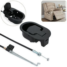 For Couch Chair Lounge Sofa Cable Handle Replacement Recliner Release 90MM NEW