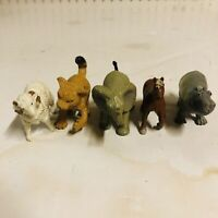 Safari LTD Figure Wild Life Safari Collectible Figures Animal Lot of 5