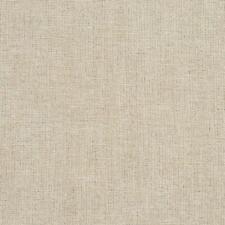 Essentials Chenille Upholstery Drapery Fabric Beige / Eggshell