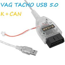 Vagtacho VAG Tacho 5.0 USB Cable K+Can MCU 24C32 or 24C64 for VW AUDI Skoda Seat