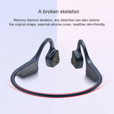 Wireless Bluetooth Headset Sport Stereo Headphone Earphone Hanging Ear