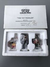 Department 56 Heritage Village Collection The Toy Peddler Christmas