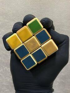 Logical puzzle game Rubik's Cube, Soviet puzzle USSR, original, vintage Rubik №2