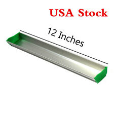 "USA! Aluminum 12"" Emulsion Scoop Coater Tool Silk Screen Printing Press"