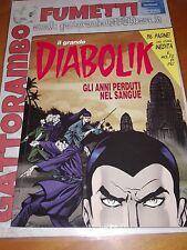 """Il Grande Diabolik vol.1 """"Gli anni perduti nel sangue""""  2006-Ed.Astorina Ottimo"""
