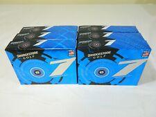 Brand New 6 Dozen Bridgestone E-7 White Golf Balls - 6 dz e7 72 balls