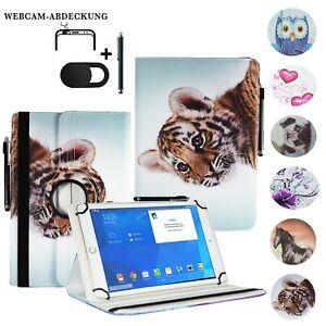 Tablet Hülle 10.1 Zoll für Alcatel 1T 10  Schutzhülle Tasche 360 V2