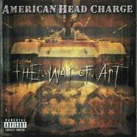 AMERICAN HEAD CHARGE the war of art (CD, Album) Industrial, Heavy Metal, Rock,