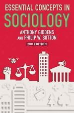 ESSENTIAL CONCEPTS IN SOCIOLOGY - GIDDENS, ANTHONY/ SUTTON, PHILIP W. - NEW PAPE