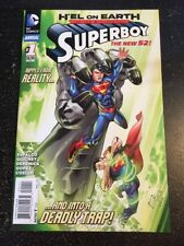 "Superboy Annual#1 Incredible Condition 9.0(2013)""New 52"""