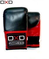DXD Boxing Gloves Punching Bag Mitts Muay Thai Training Kickboxing Grappling