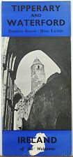 1952 Tipperary & Waterford County Ireland vintage travel tourist brochure b