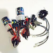 H7 8000K HID Bulbs 13+ Volkswagen MK7 Golf GTi H7  Adapters Routan