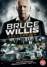 Bruce Willis Collection (Box Set) [DVD] Gift Idea 3 Action Movies - NEW -