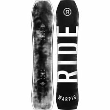 Ride Warpig Snowboard 2018 Black 142