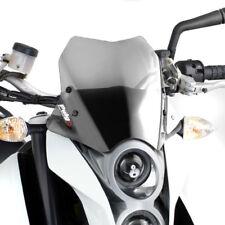 KTM DUKE 690 / R 2008 > 2011 BULLE PUIG FUMÉ CLAIR NAKED SAUTE VENT