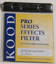 Genuine New Kood Cokin P Fit Light Grey Graduated Filter Equial To P121L