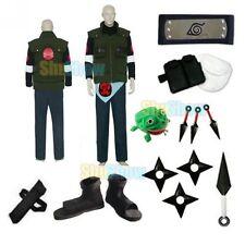Brand New Naruto Asuma Sarutobi Halloween Cosplay costume props set Accessory