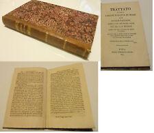Trattato sopra i bagni d'acqua di mare A. P. Buchan 1817