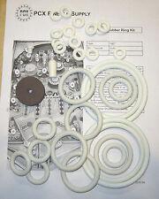 1967 Gottlieb Sing Along Pinball Machine Rubber Ring Kit