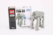 Takara Tomy Tomica TSW-08 Disney Star Wars First Order AT-M6 Diecast Mini Car