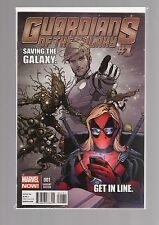 Guardians of the Galaxy 1 Variant Marvel 2014  NM FIRST PRINT